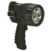 GSM Thor X Flare 3 Watt Spotlight, 160 Lumens, AA Batteries