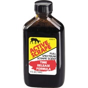Wildlife Research Active-Scrape Time Release Formula, 4oz.