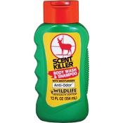 Wildlife Research Scent Killer Body Wash & Shampoo, 12oz.