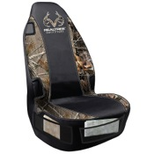 SPG Universal Seat Cover - Realtree, 1/pk., AP, Bucket Seat, Polyester