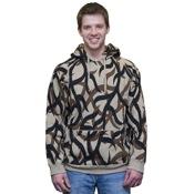 ASAT Pullover Cotton Hoodie, 2X, ASAT