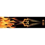 Bohning BlazerWrap - Tribal, 13/pk., Tribal Flame, Carbon