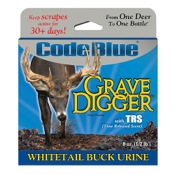 Code Blue Grave Digger Buck Urine, 8oz.