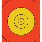 Saunders Target Face Patch
