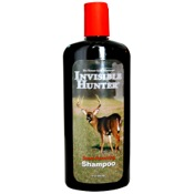 Invisible Hunter Scent Elimination Shampoo, 8oz.