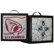 "Spyderweb ST 14 Portable Target, 14""x14""x13"", 20lbs"