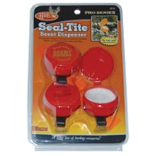 HME Seal-Tite Scent Dispensers, 3/pk., Orange