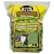 Heartland Topseed Trophy Clover, 4.5lbs, Perennial