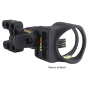"TruGlo Carbon XS Sight w/Light, Lost AT, 4 Pin .019"", RH/LH"