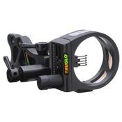 "TruGlo TSX Pro Tool-less Sight w/Light, Black, 5 Pin .019"", RH/LH"