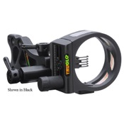 "TruGlo TSX Pro Tool-less Sight w/Light, Lost, 5 Pin .019"", RH/LH"