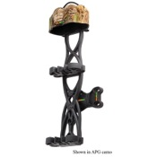TruGlo Carbon XS Arrow Quiver, Lost, 5 Arrow