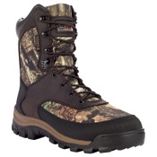 "Rocky Core Comfort 8"" 800g Insulated Boot, 9, Infinity, 800g"