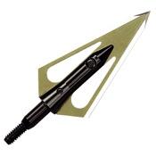 "Magnus Stinger 2 Blade, 2 bld, 3/pk., 150gr., BH, 1 1/8"" Dia."