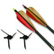 Magnus Bullhead Turkey Bow Kit, 100gr., 2 arrows/2 heads