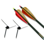 Magnus Bullhead Turkey Bow Kit, 125gr., 2 arrows/2 heads