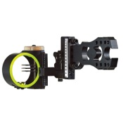 "MBG Ascent HD Sight, Black, 3 Pin .019"", RH"