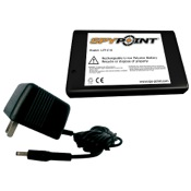 Spypoint Rechargeable Lithium Battery w/Charger, AC