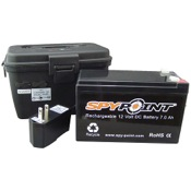 Spypoint 12V Battery w/AC Charger