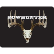 "DWD Bowhunter Deer Skull Decal, 10""x8.5"""
