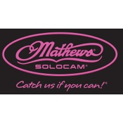 "DWD Mathews Catch Us Decal - 9x5, 9""x5"", Pink"