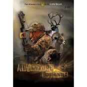 Tom Miranda Adventure Bowhunter 3 DVD Set, DVD