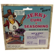 BPE Jerky Seasoning, Hot & Spicy
