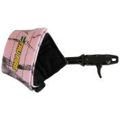 TRU-FIRE Bullseye Junior Release, Sm, Pink, H & L