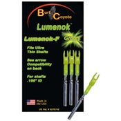 Burt Coyote Lumenok - 3/pk., F, 3/pk., Green, Easton G