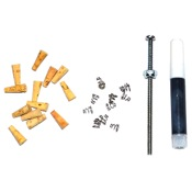 Burt Coyote Lumenok Plug Kit, F, Easton G