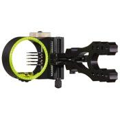"""MBG Widow Maker Sight, Black, 5 Pin .019"""", RH"""