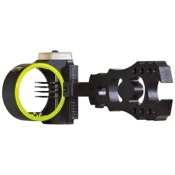 "MBG FlashPoint Rush Sight, Black, 4 Pin .019"", LEFT HAND"