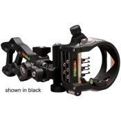 "TruGlo Rival FX 5 Sight w/Light, APX, 5 Pin .019"", RH/LH"