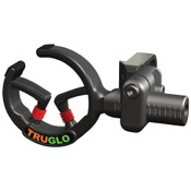 TruGlo Carbon XS Arrow Rest, Black, RH/LH