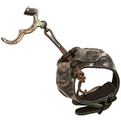 Scott Longhorn Hex Release, Realtree, 2 Finger