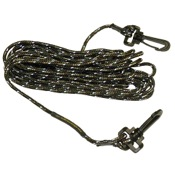 Gibbs Reflector Pull-Up Rope, 25ft, Reflective