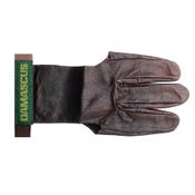 Dakota Doeskin Leather Glove, Large, RH/LH