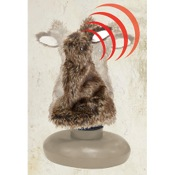 Edge Hare Bawl Screamer Decoy w/Remote Control