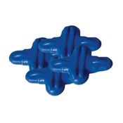 Sims Everlast String Leech - 2pr/pk., Blue