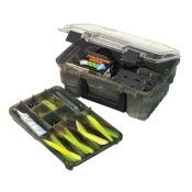 """Plano Camo Accessory Box, 11.5""""x8.25""""x5"""", Camo"""