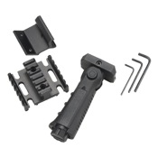 Excalibur Tac-Pac Rail w/Quiver Mount, Three Sided
