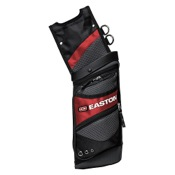 Easton Elite QF50 Field Quiver, Red, LH