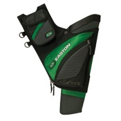 Easton Elite QH100 Hip Quiver, Green, LH