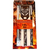 Havercamp Camo Grill Tool Set, BreakUp, 3 Pc. Set