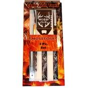 Havercamp Camo Grill Tool Set, BreakUp, 3 Pc. Set