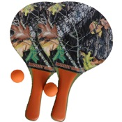 Havercamp Camo Paddle Ball Set, BreakUp