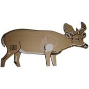 """Cardboard Deer Target, 17""""x42"""", 25/pk."""