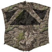 "Primos The Club XL Blind, 58""x58""x73"", 17lbs, Gnd Swat Grey"
