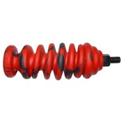"Sims S-Coil 4.5"" Stabilizer, Black/Red"
