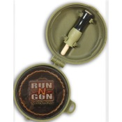Flextone Run-N-Gun Pot Call, Glass
